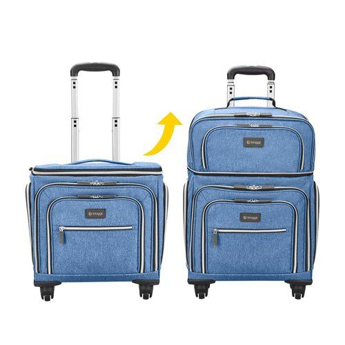 Lift Off! Expandable Carry On from Biaggi
