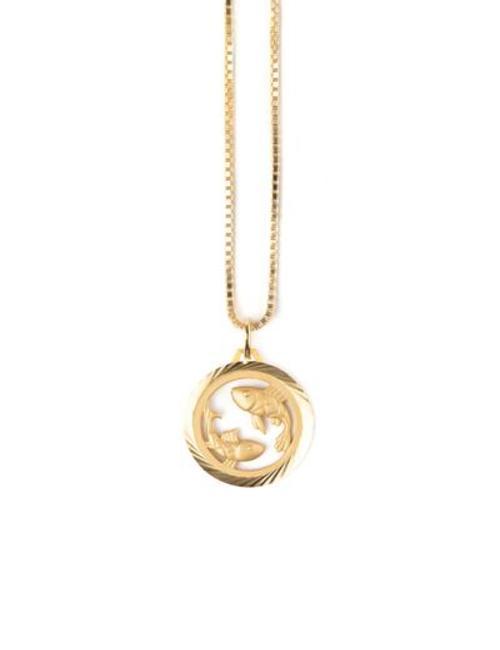 Zodiac Necklace from Mercii