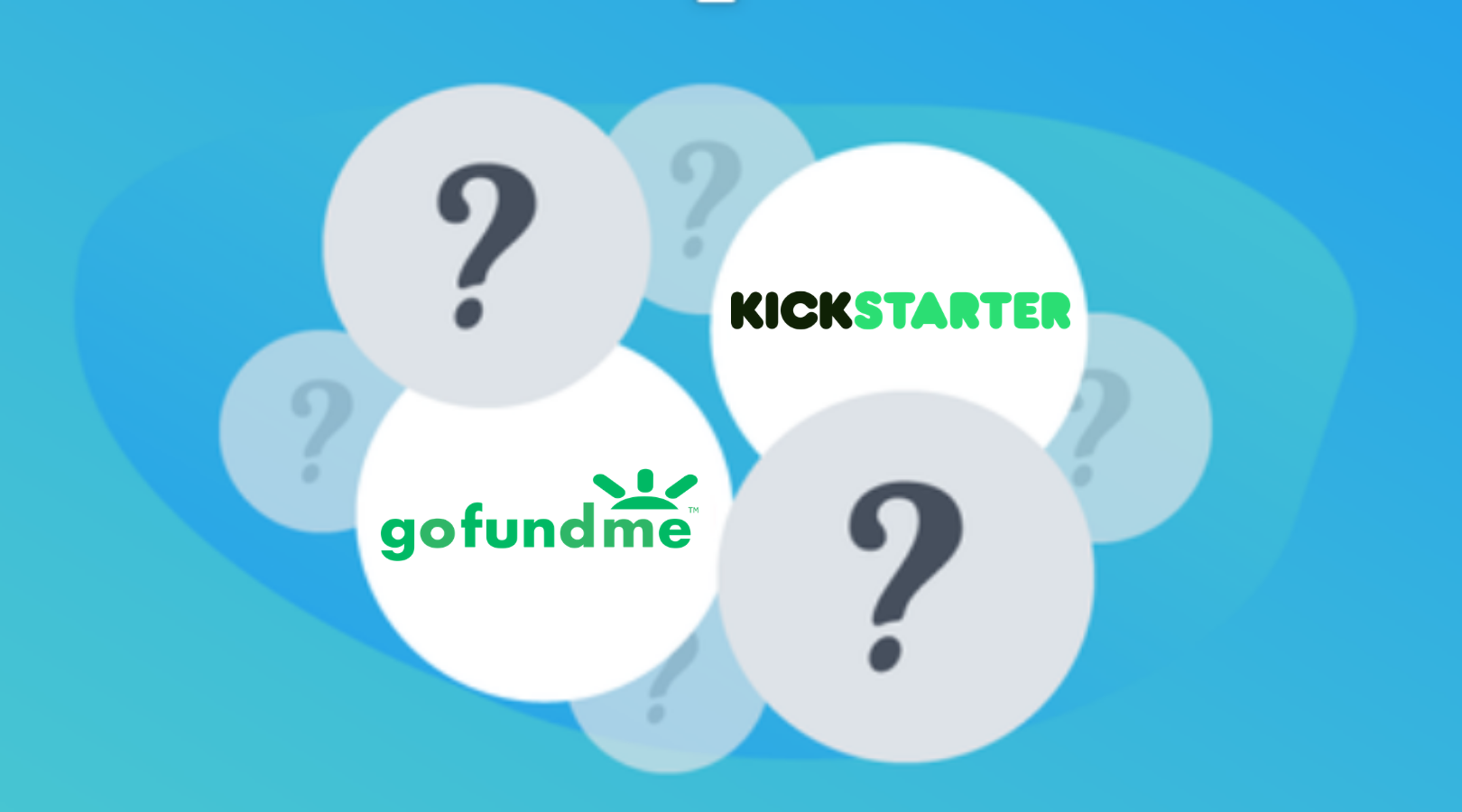 Kickstarter vs. GoFundMe: Which One Should You Use?