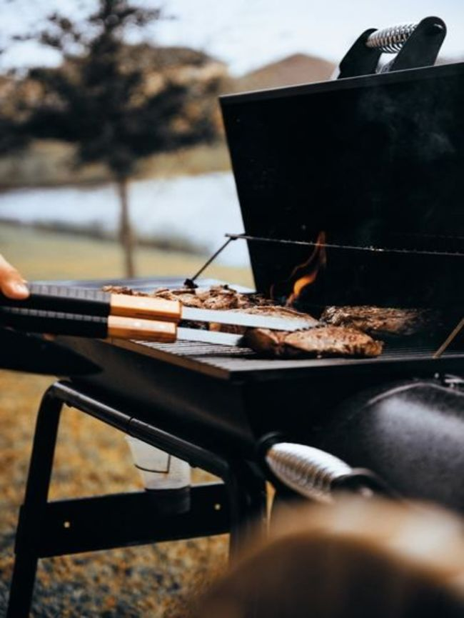 BBQ during Labor Day!