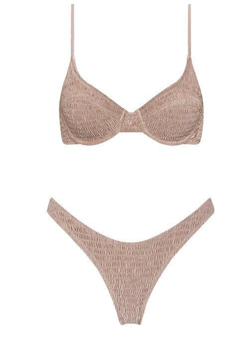 Triangl Saria - Sand Bikini