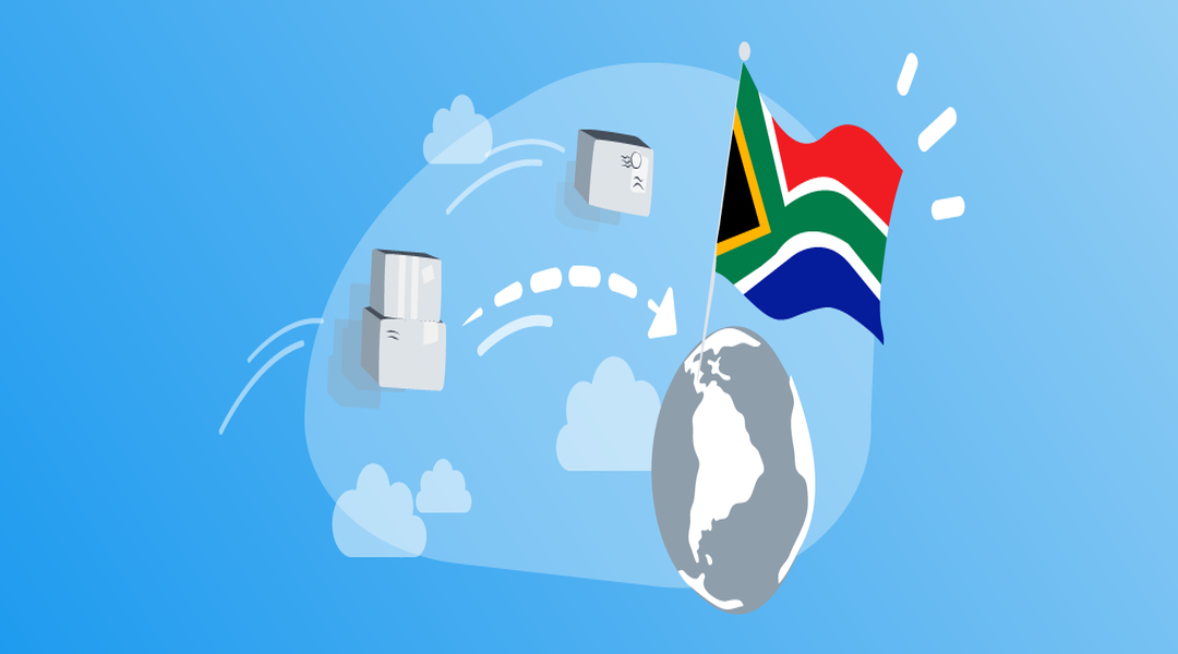 South Africa Shipping & Selling eCommerce Guide