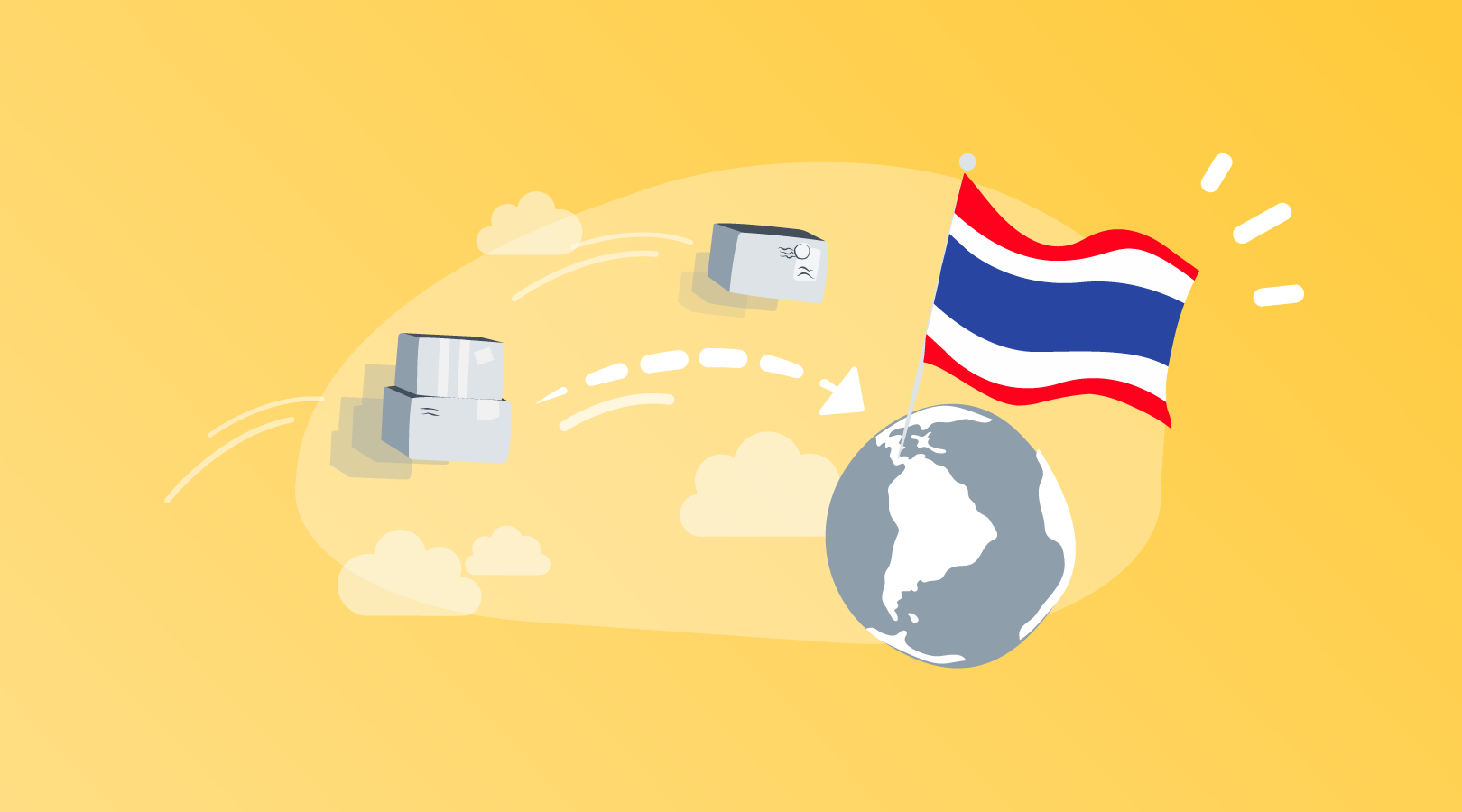 Thailand Shipping & Selling eCommerce Guide