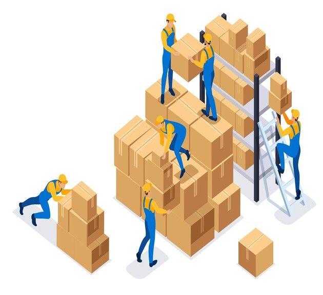 Modernizing a Warehouse Example