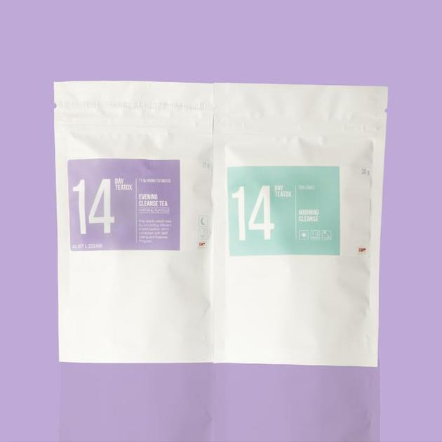 14 Day Teatox Pack from SkinnyMe Tea