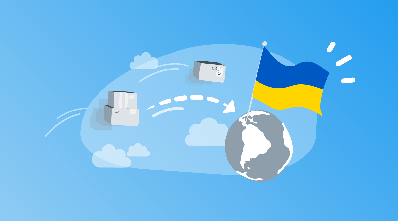 Ukraine Shipping & Selling eCommerce Guide