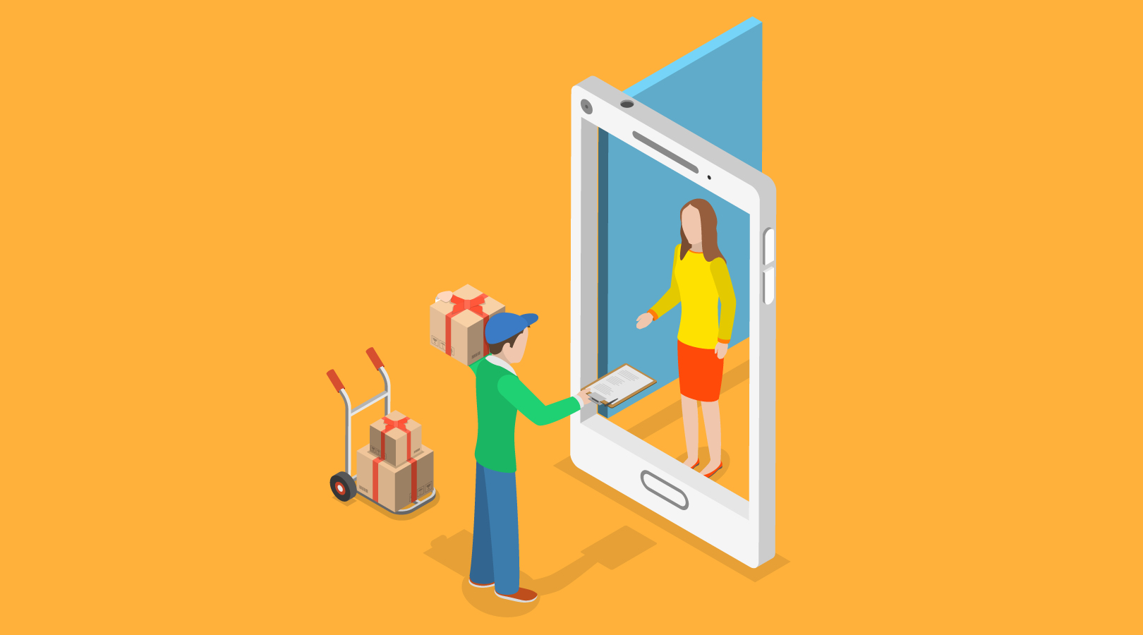 Same-Day Shipping and Same-Day Delivery: How to Prepare Your Business