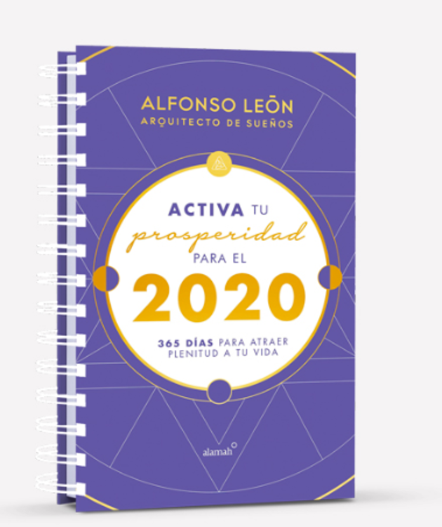 Activate Your Prosperity for 2020 by Alfonso Leon