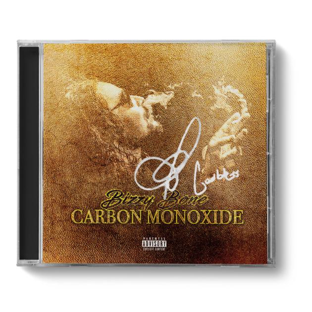 Carbon Monoxide CD by Bizzy Bone