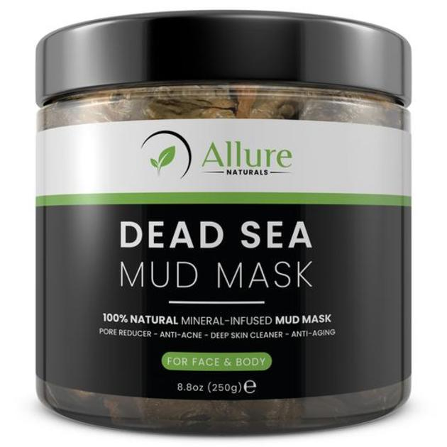 Dead Sea Mud Mask from Allure Naturals