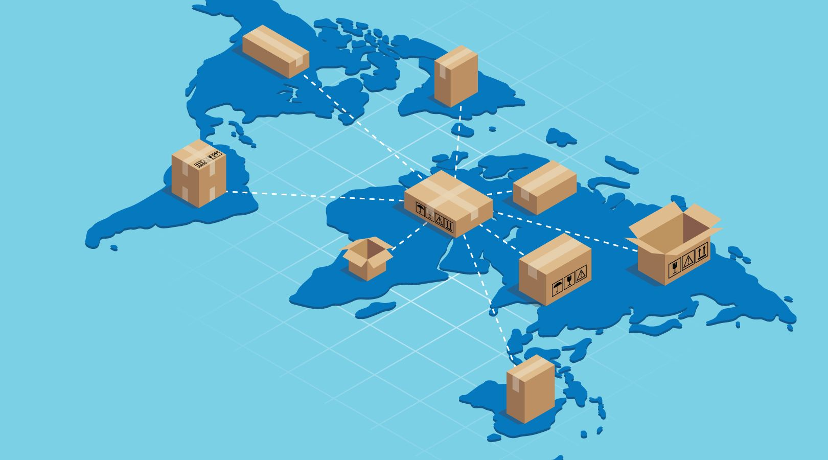 Delivery Wars: How They're Changing International Shipping