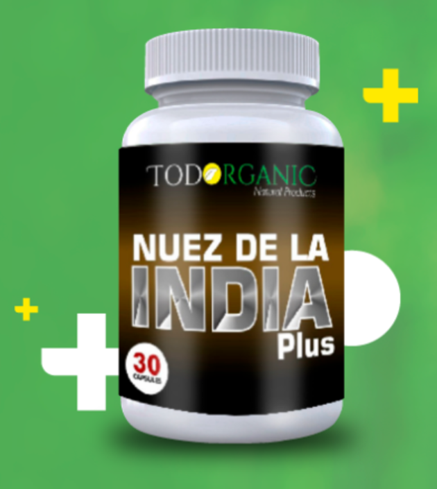 Indian Nut from Todorganic