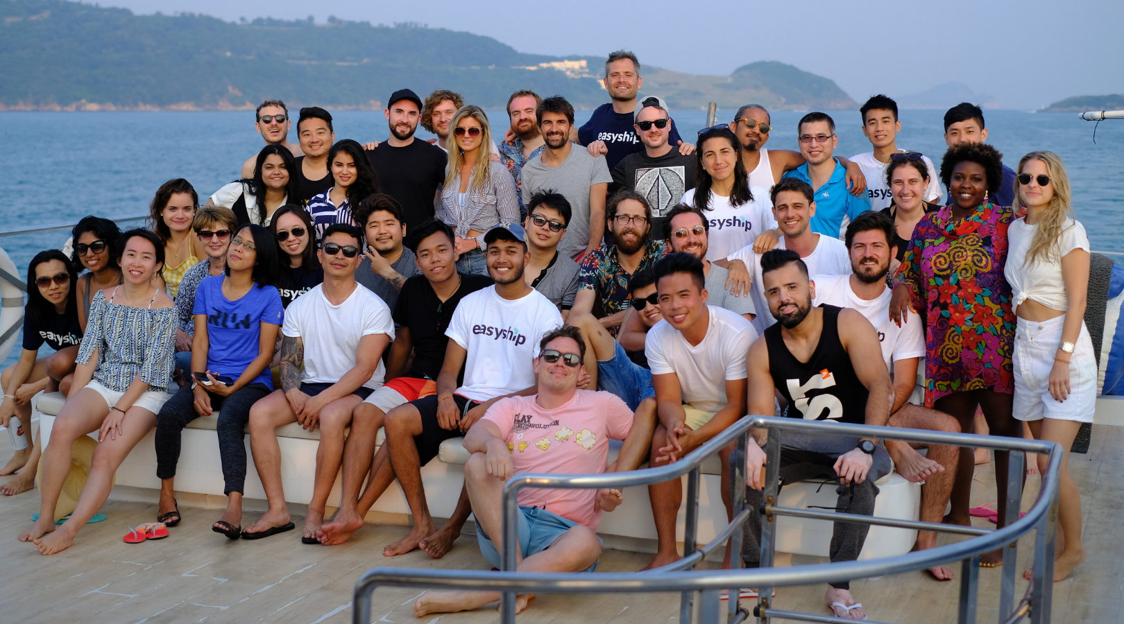 Why we took our 60-person team on a trip around Hong Kong