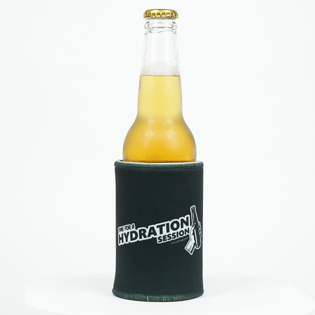 Official Hydration Session Stubby Cooler from Headlock Merch