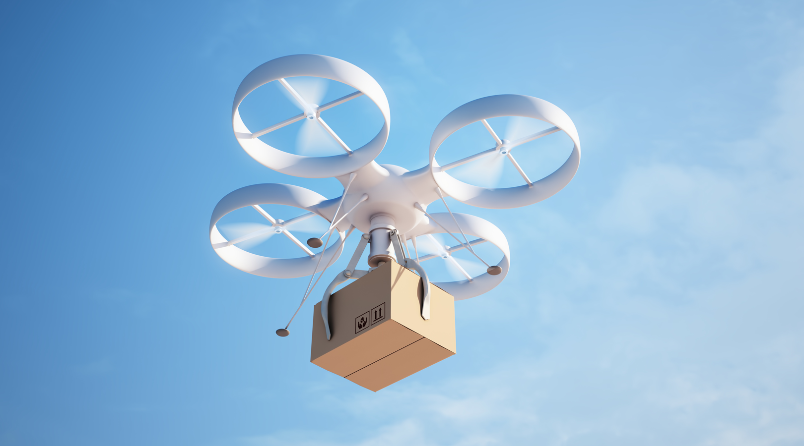 Can Drone Delivery Work for Your eCommerce Store?