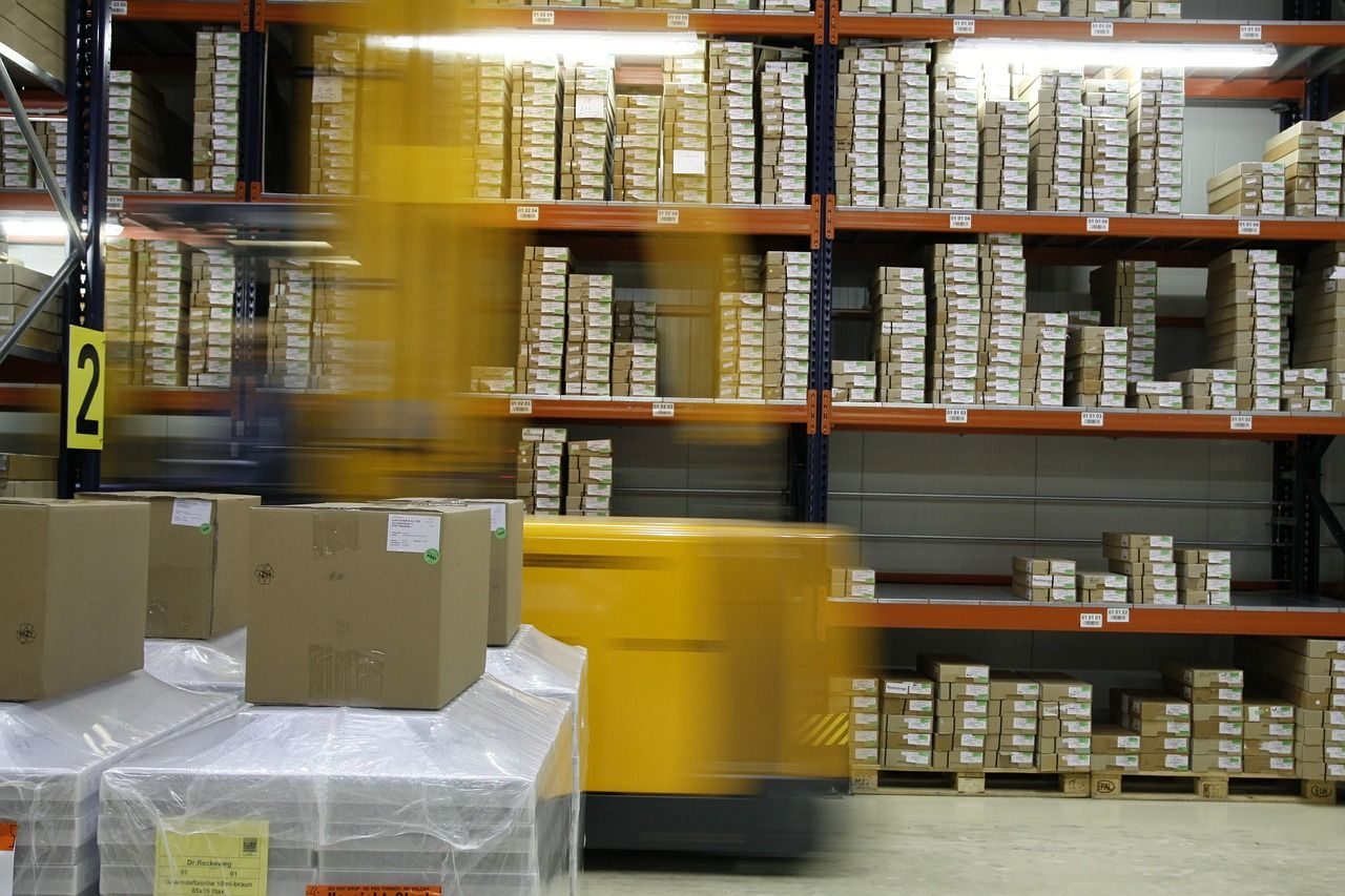 Good Warehouse Management System