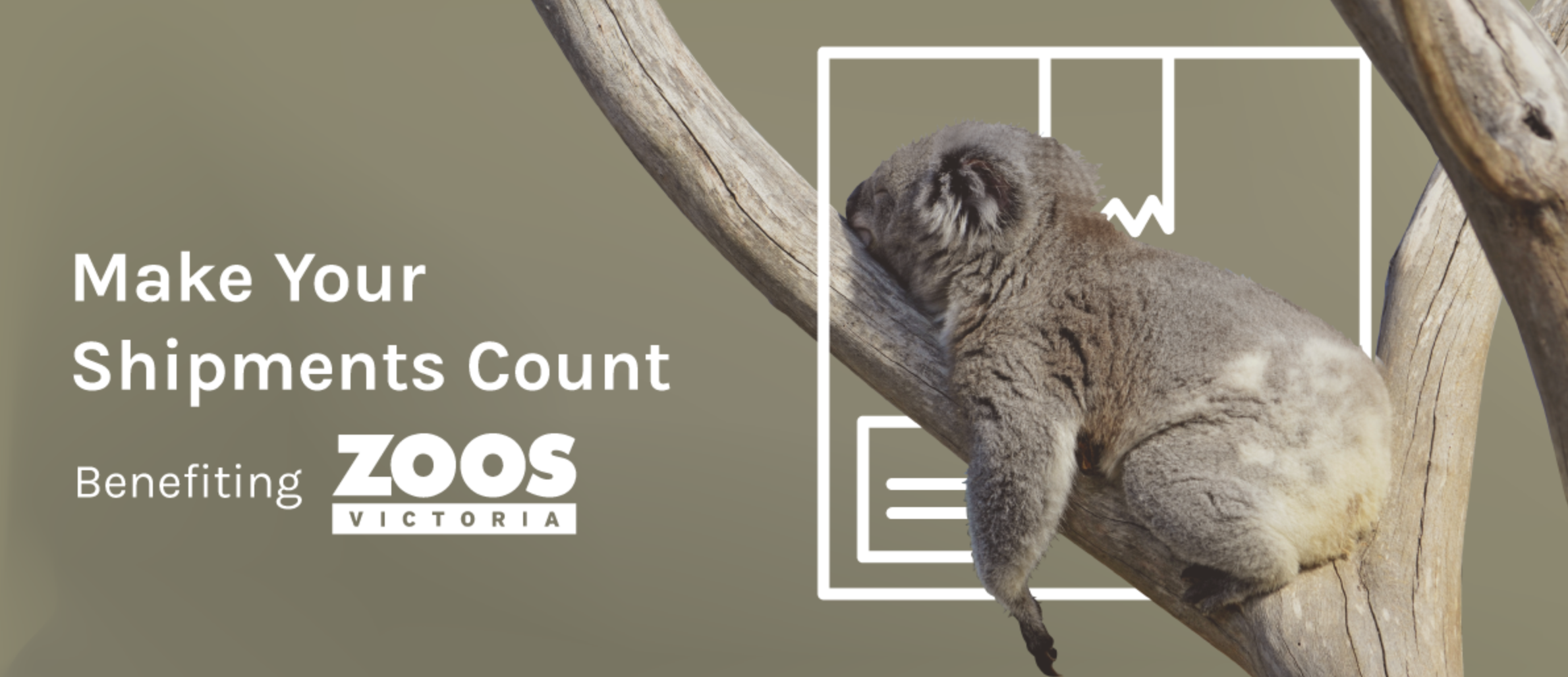 Easyship donates to Zoos Victoria on behalf of Small Businesses