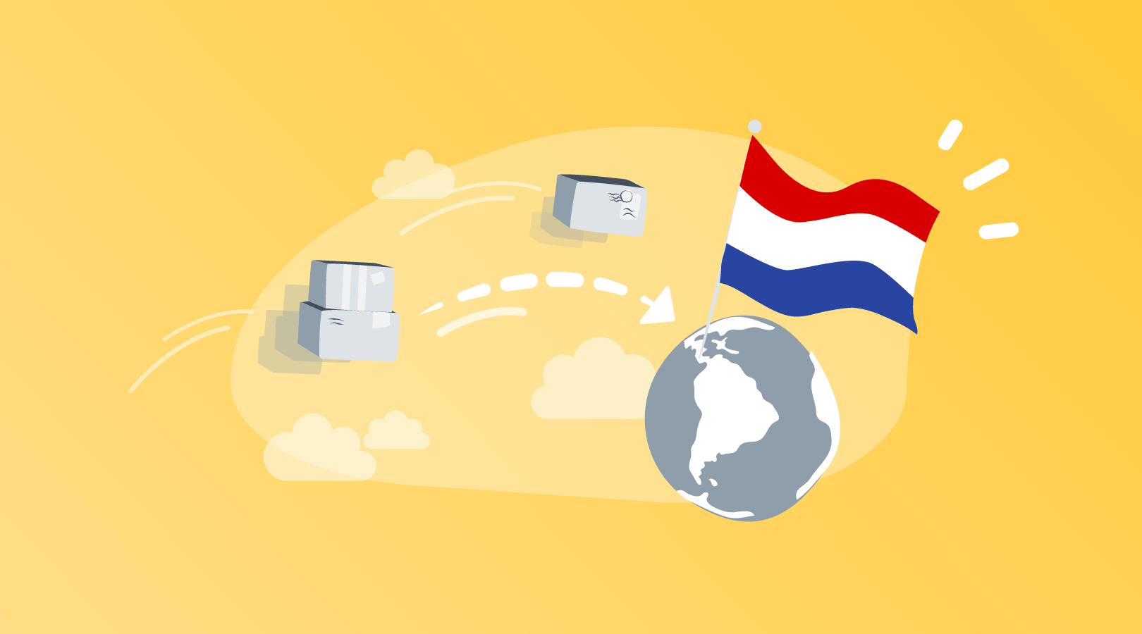 Netherlands Shipping & Selling eCommerce Guide