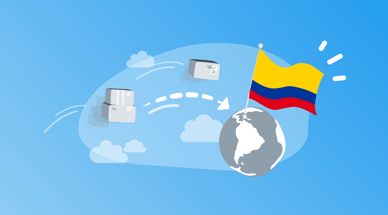 Colombia Shipping & Selling eCommerce Guide