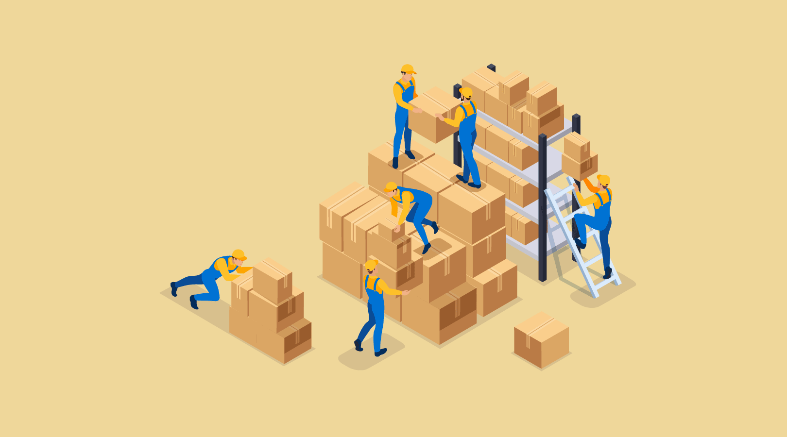 What's the Difference Between a Fulfillment Center and a Warehouse?