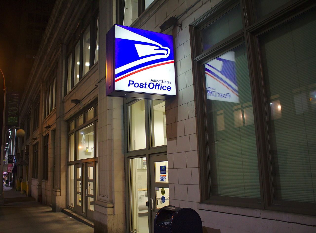 USPS Post Office