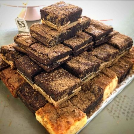 Mixed Brownie Mountain from Brownie Heaven