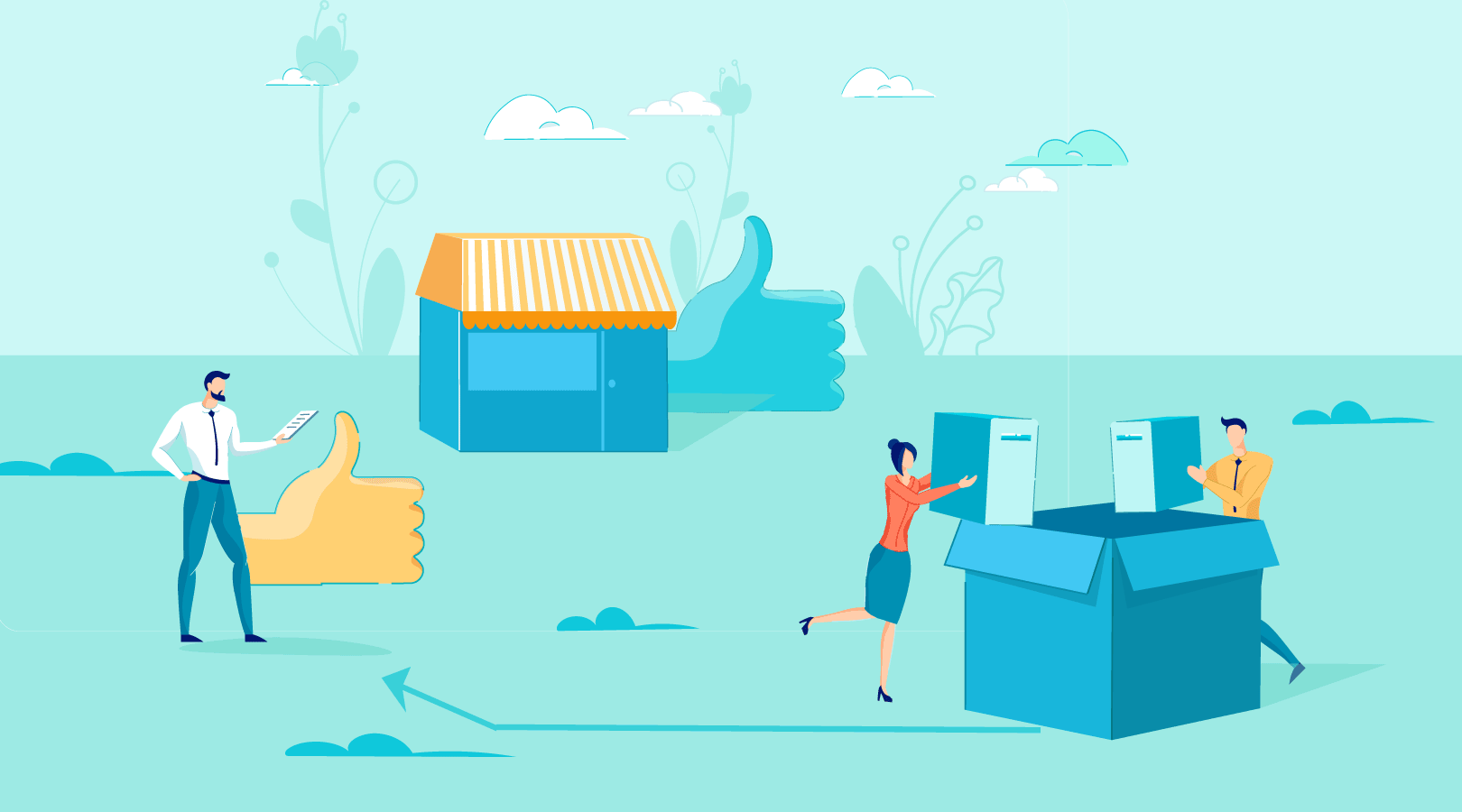 How Green Dropshipping Can Save Money and the Environment