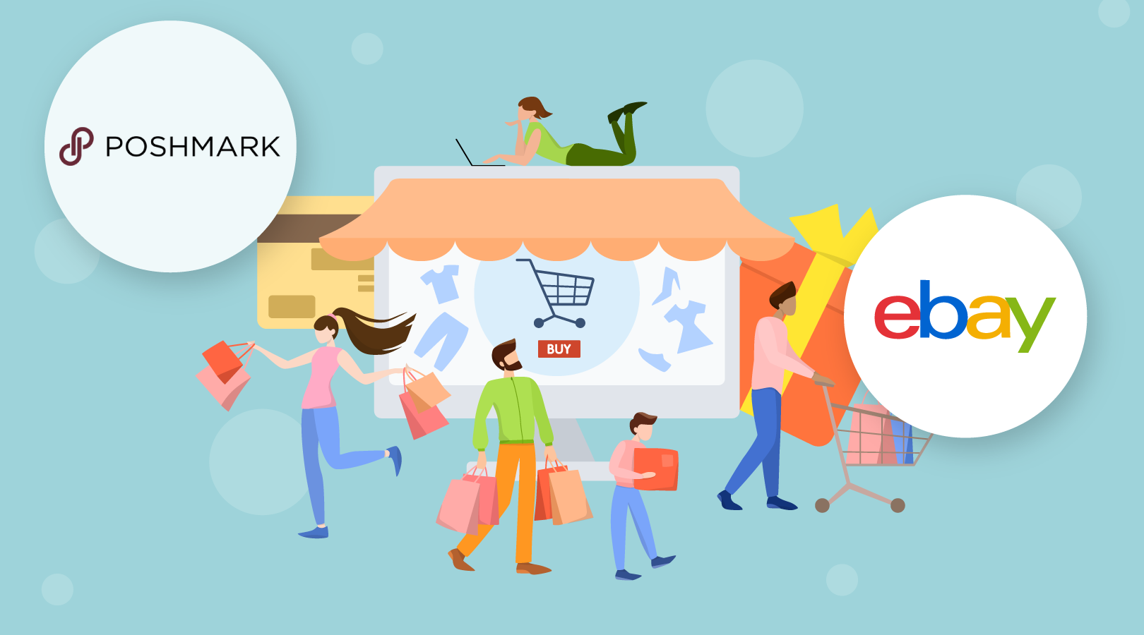 Poshmark vs. eBay: Which One is Better for Your Business
