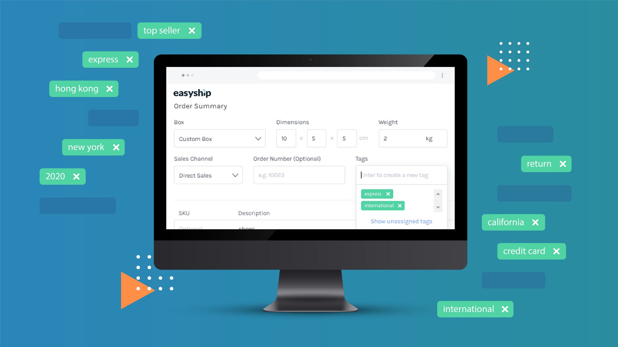 Introducing Shipping Tags: A New Way to Improve Shipping and Fulfillment Workflows