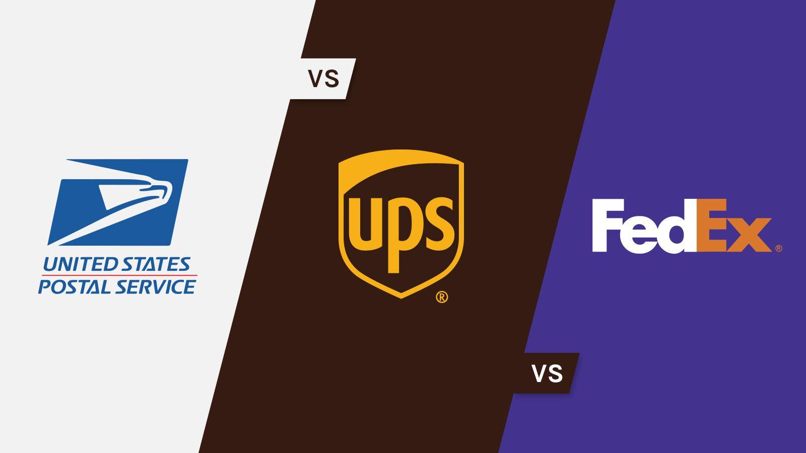 USPS vs UPS vs FedEx: Who Has Better Rates