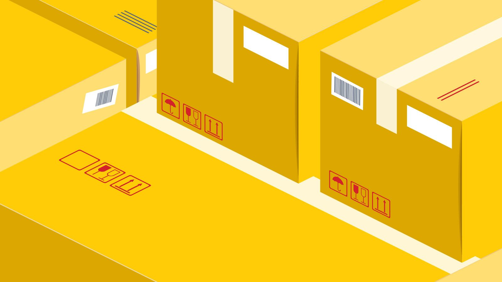 DHL Shipping Boxes: Sizes, Prices & Types