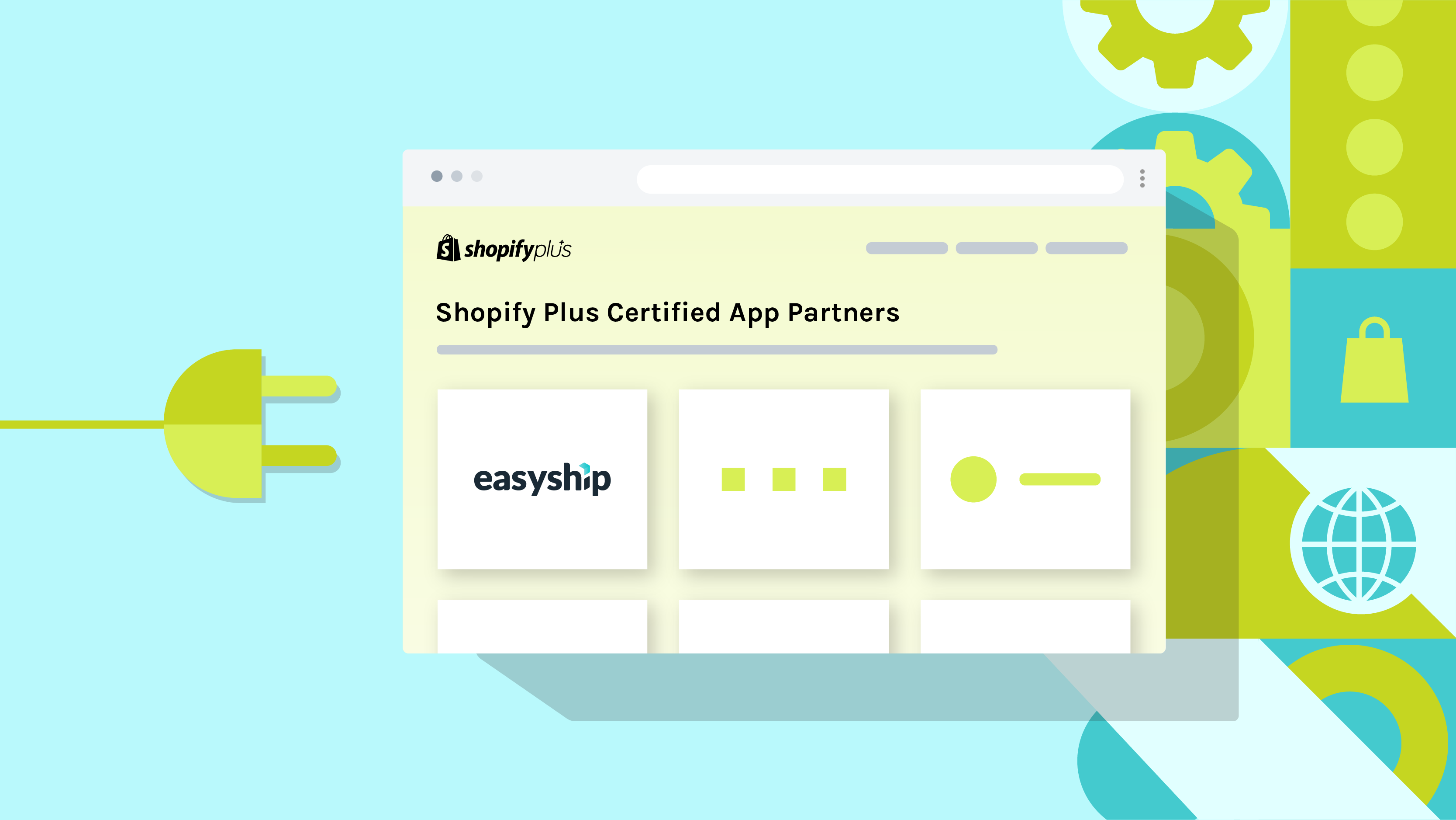 Easyship Joins the Shopify Plus Marketplace