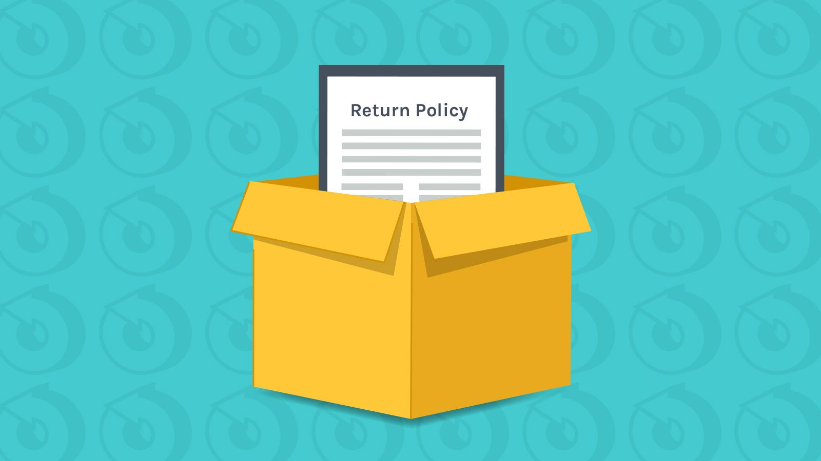 How to Write An Ecommerce Return Policy