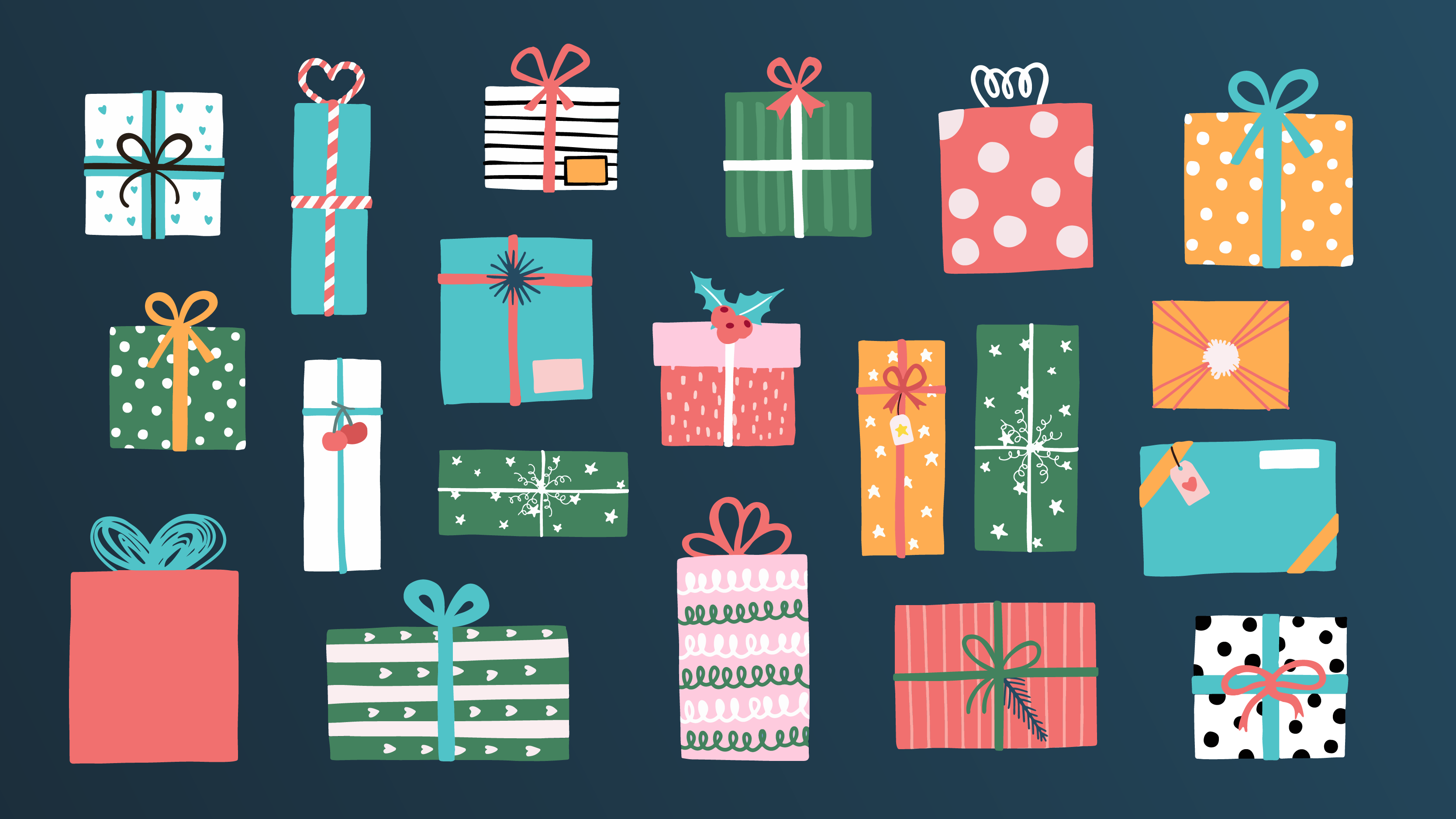 Six Free Downloadable Holiday Gifts from Easyship