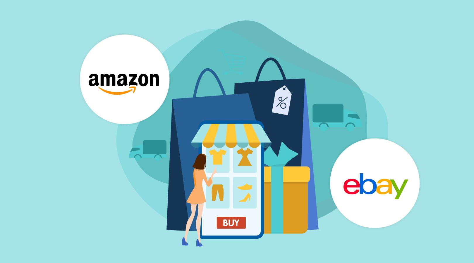 eBay vs Amazon for Selling Online