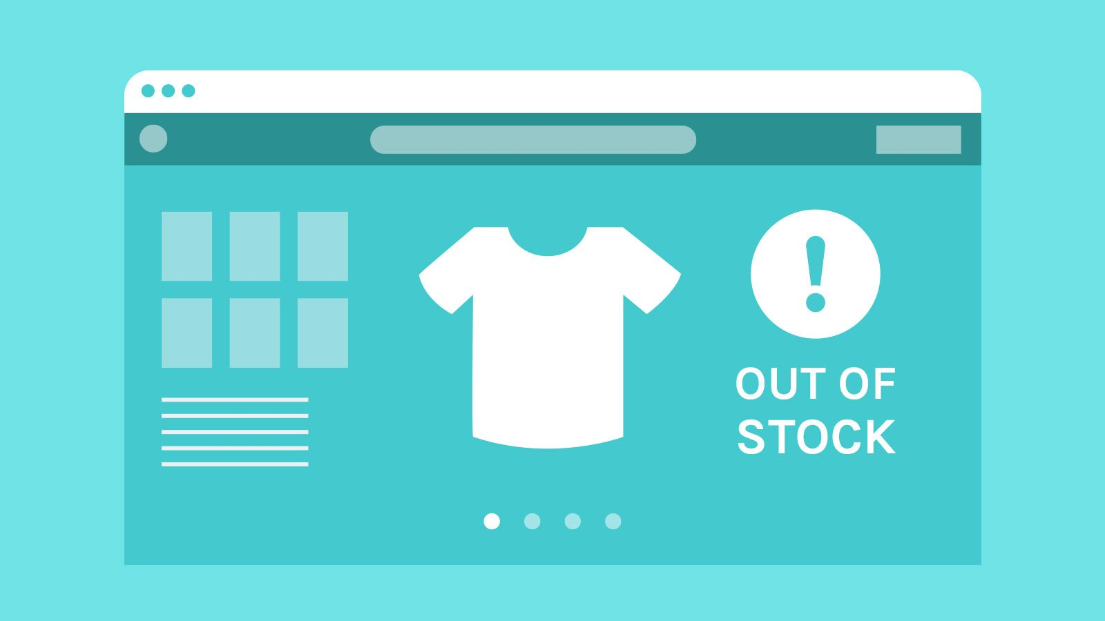 10 Tips to Deal with Out-of-Stock Product Pages