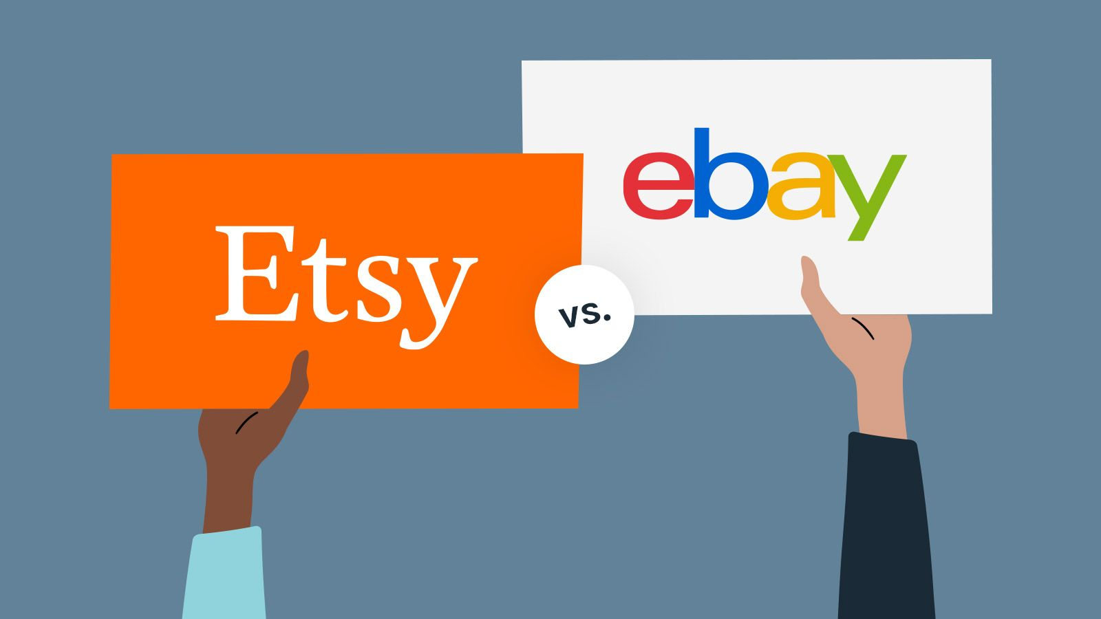 Etsy vs eBay - Understanding the differences