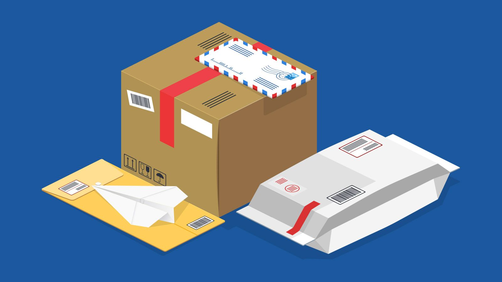 Guide to USPS Flat Rate Shipping, Boxes & Envelopes