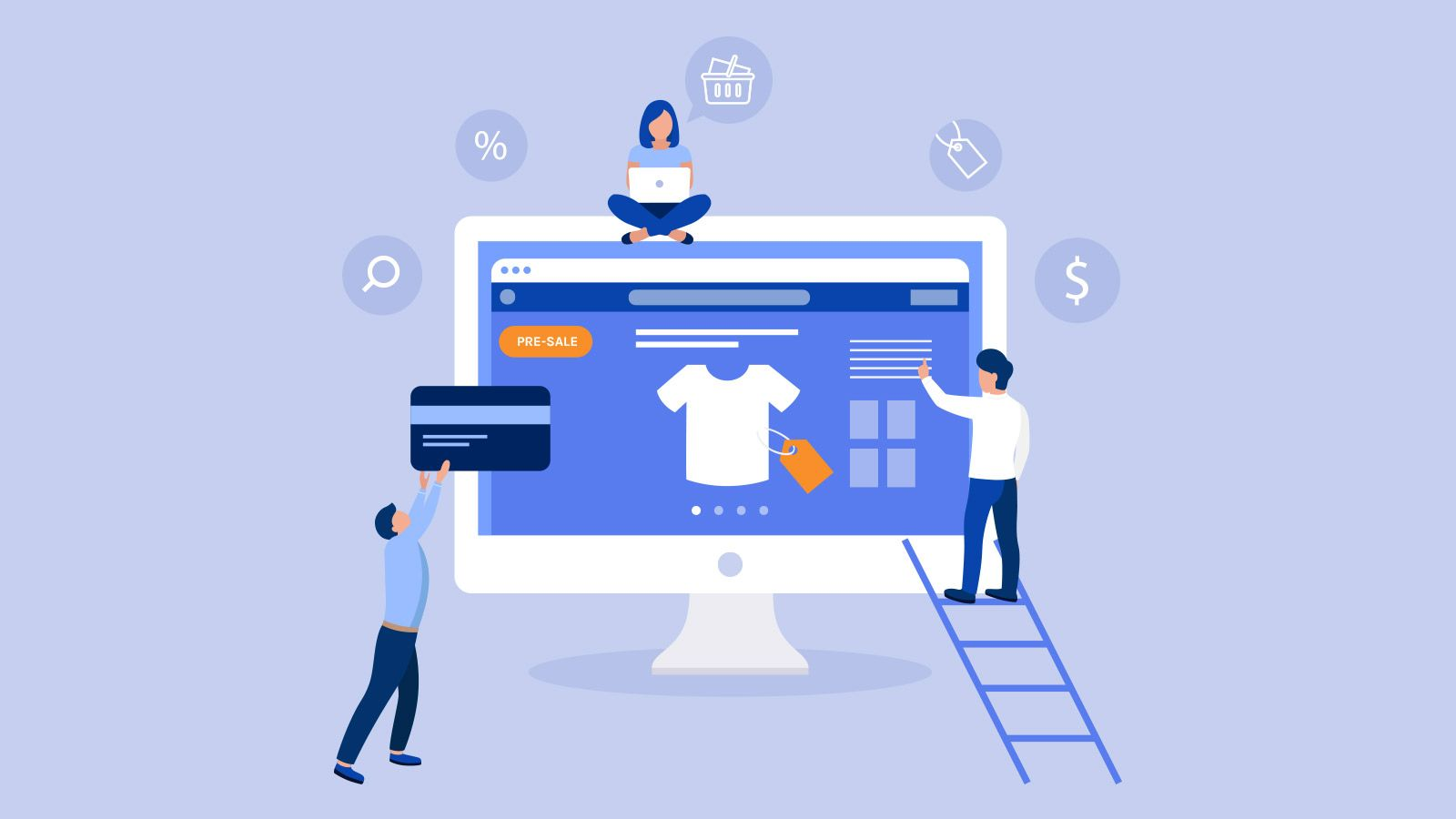 How to set pre-orders for your eCommerce store