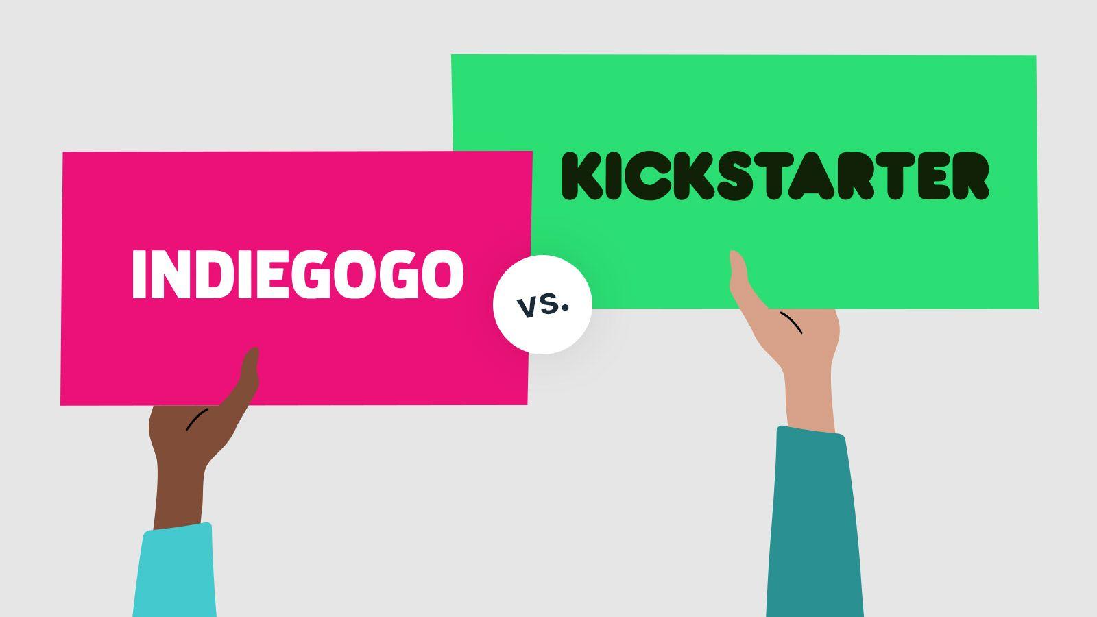 IndieGoGo vs Kickstarter - The Important Differences