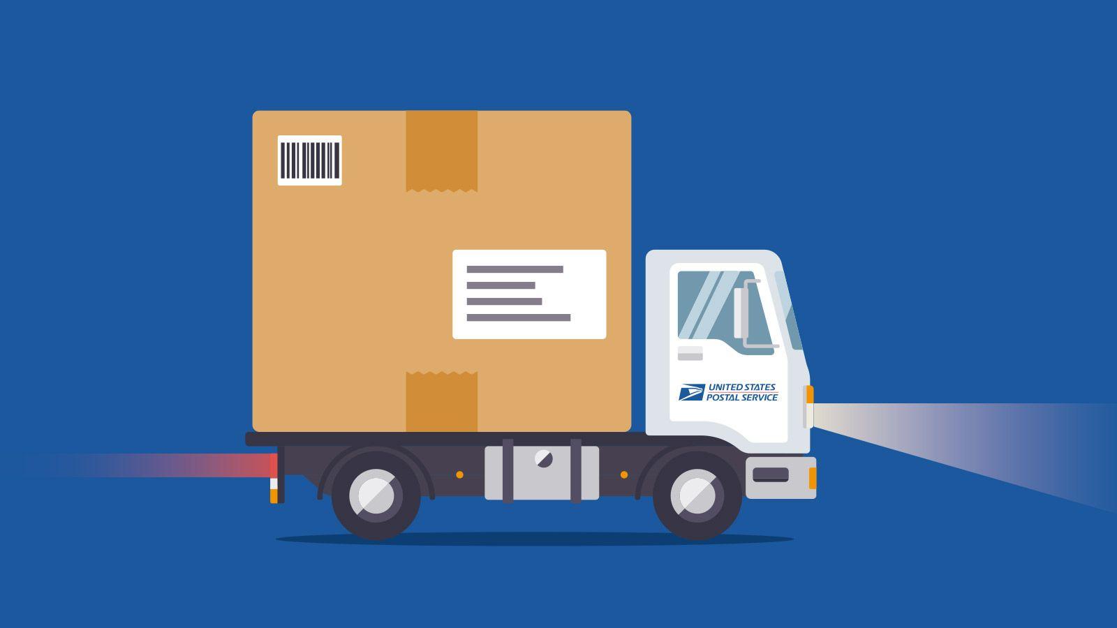 Tracking USPS Shipments