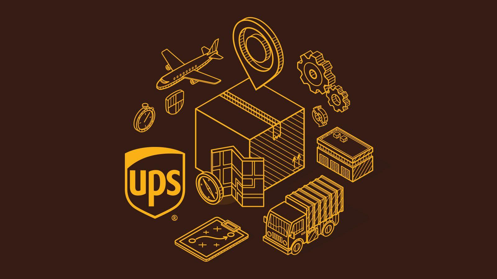 UPS Drop Off Locations & Services