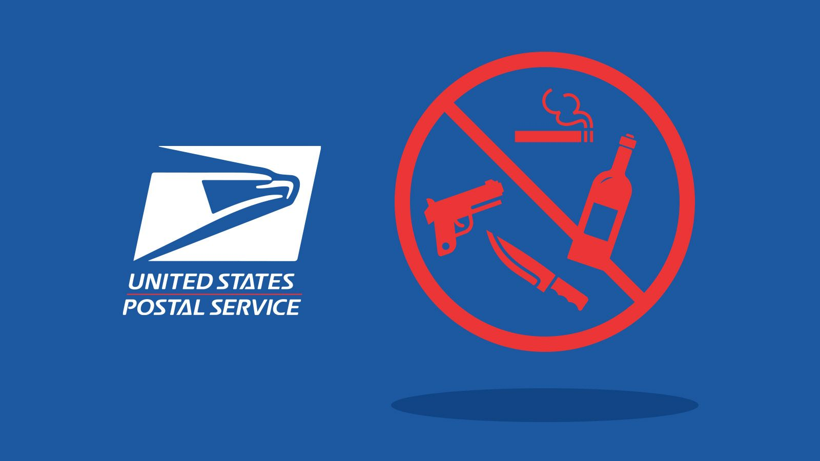 USPS Shipping Restrictions and Prohibited Items