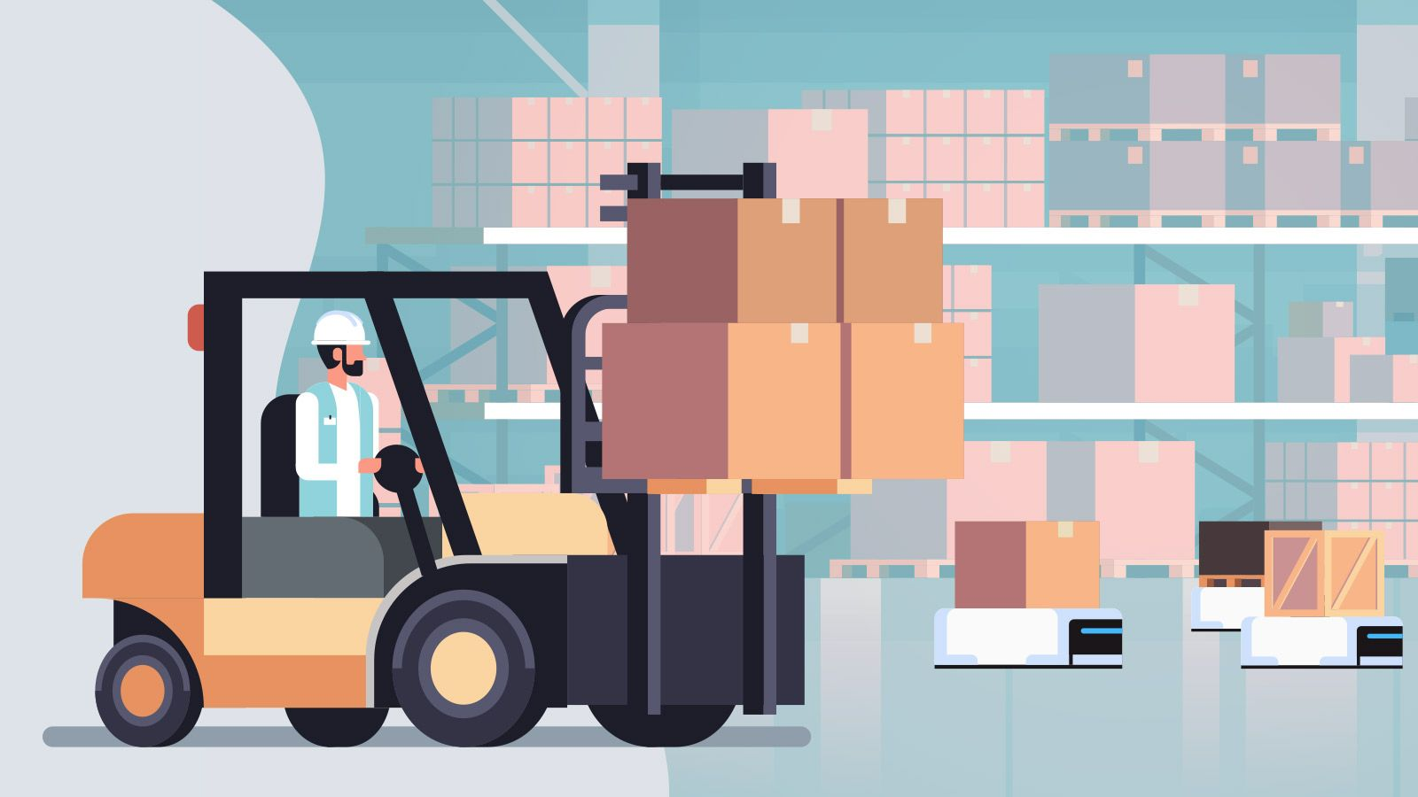 What is a bonded warehouse?
