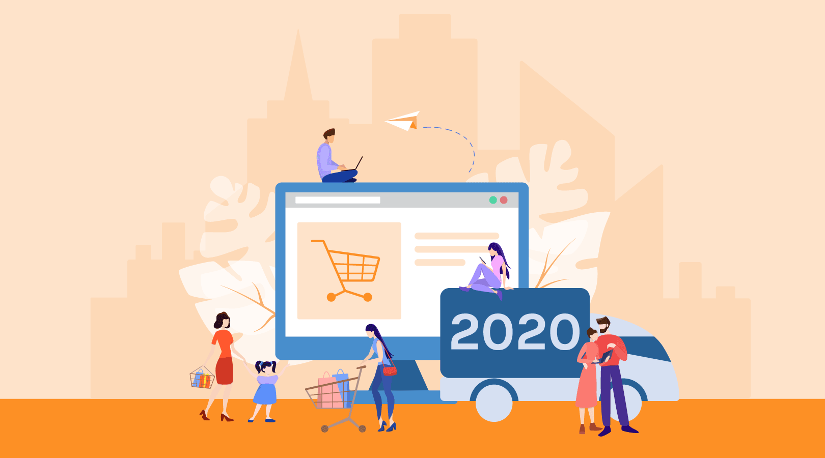 Top 12 eCommerce Trends for 2020