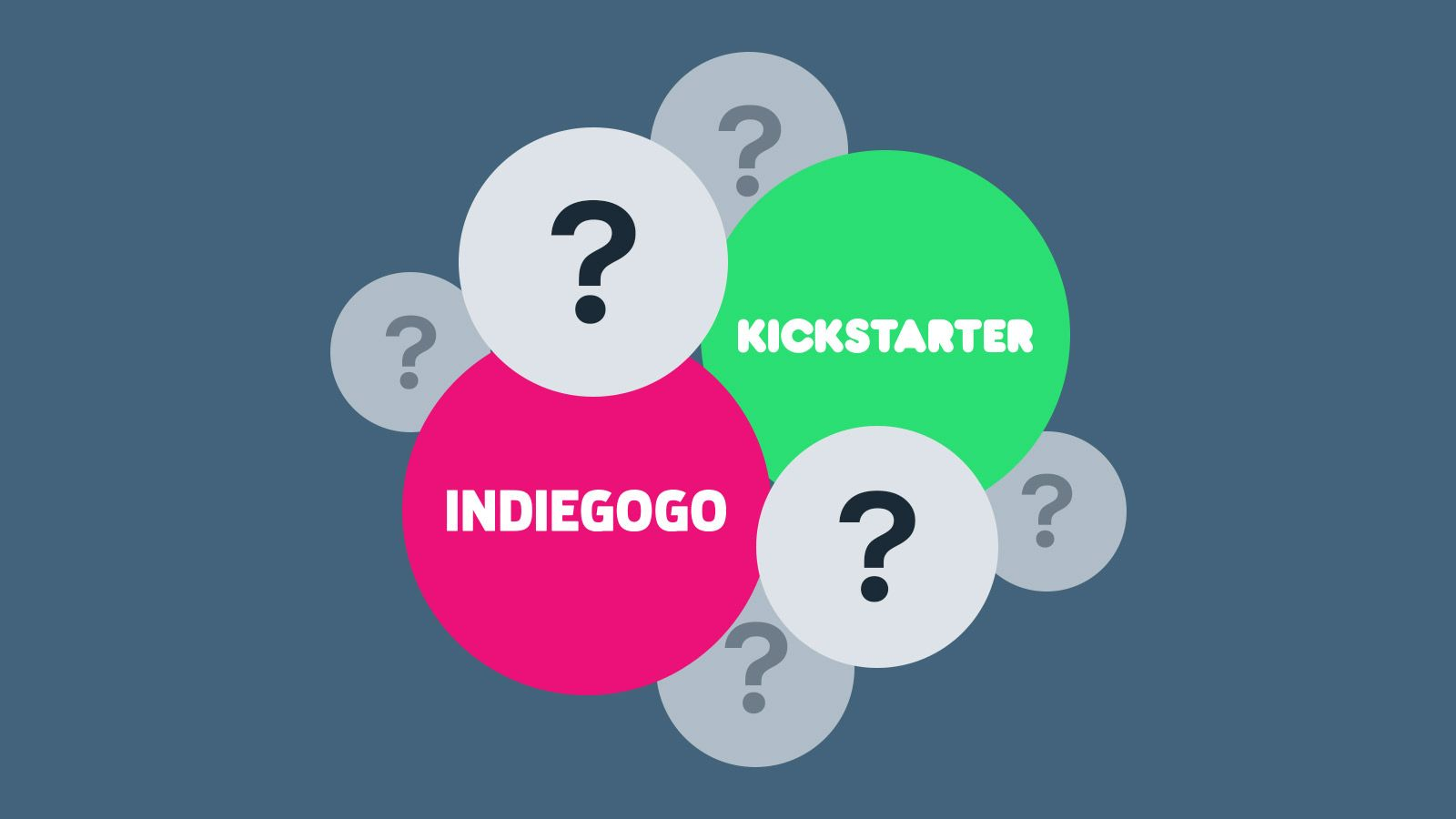 Alternative Platforms to Indiegogo and Kickstarter