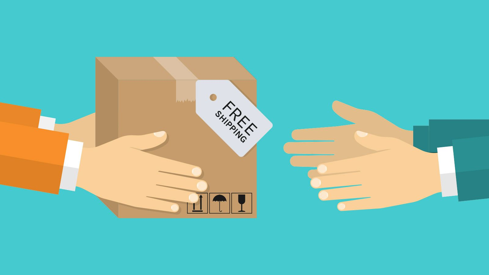 How Free Shipping Can Increase Sales
