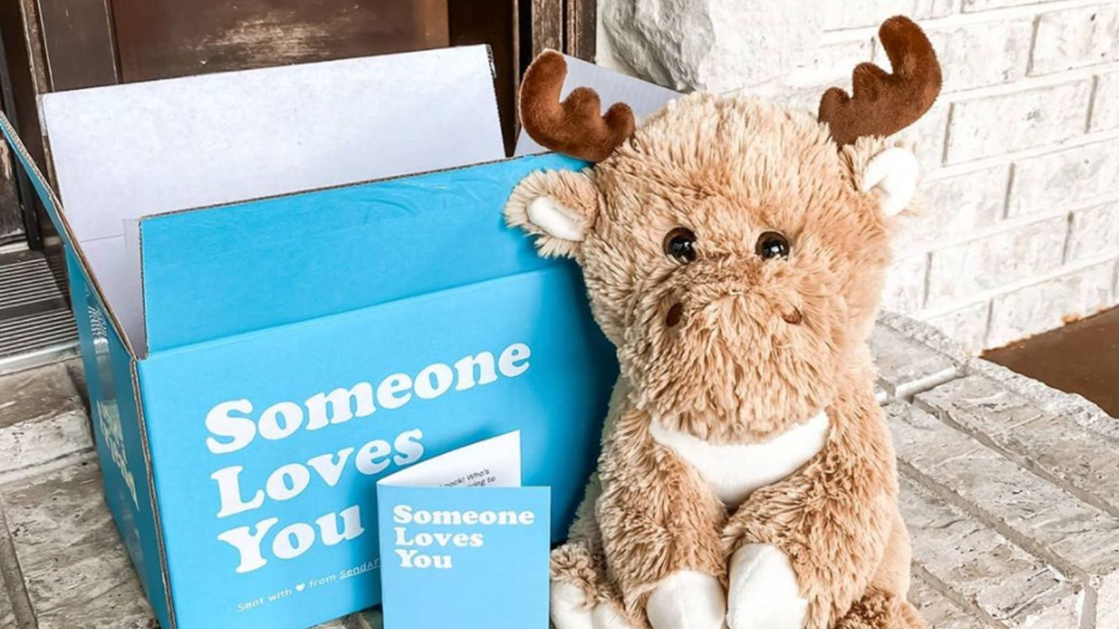 SendAFriend: Stuffed Animals For Social Good