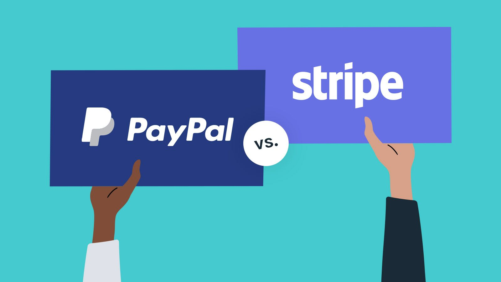 Stripe vs PayPal: How to Choose for Your eCommerce Business