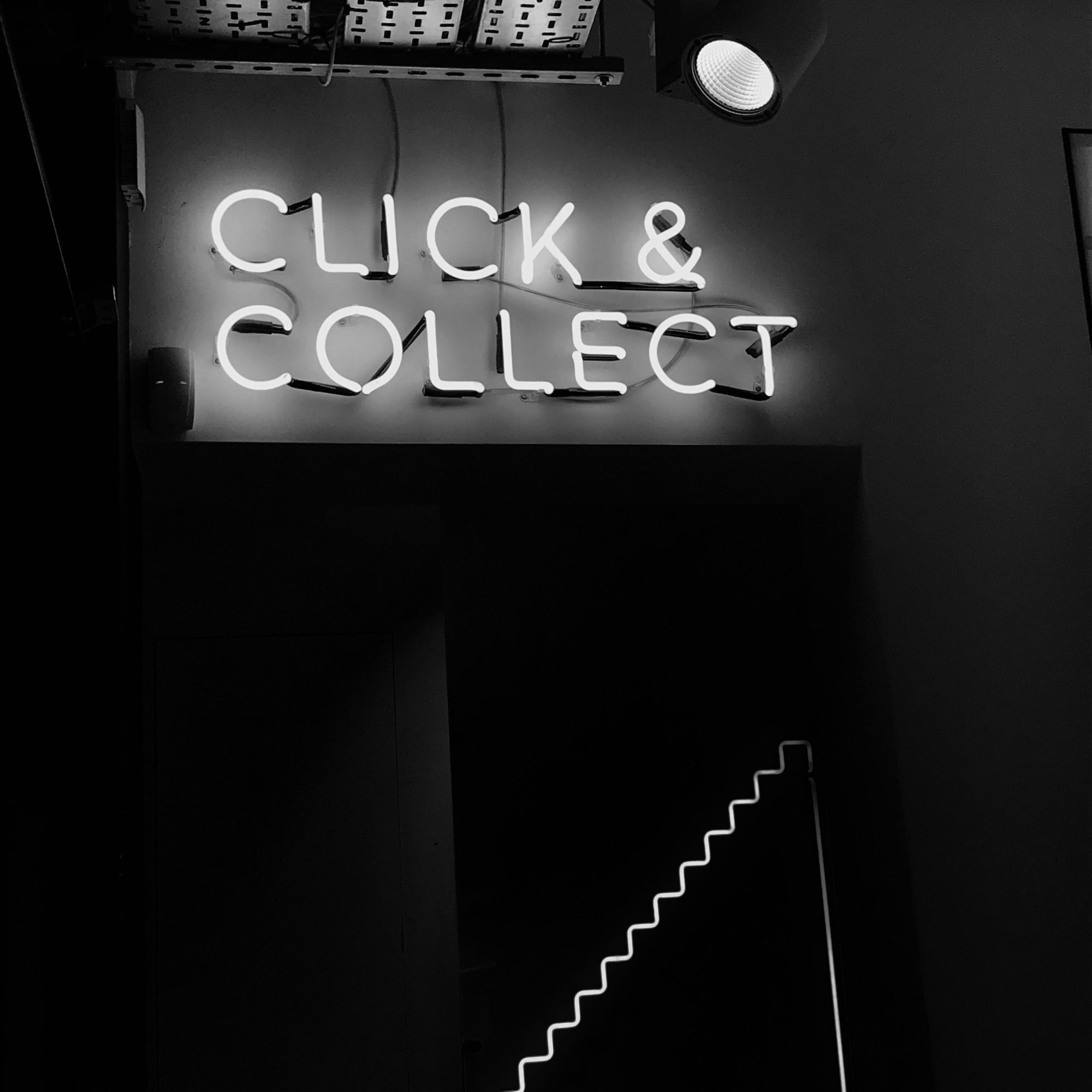 Click and Collect eCommerce Steps